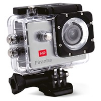Piranha Aksiyon Kamerası 12 Mp Hd Video Kayıt Su Geçirmez Kasa