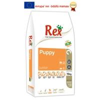Rex Premium Puppy Junior Yavru Köpek Maması 15 kg