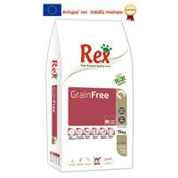 Rex Premium Grain Free Köpek Maması 15 kg