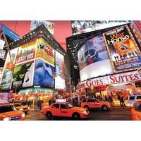 Gold Puzzle 1500 Parça Broadway'e Giriş Newyork Puzzle