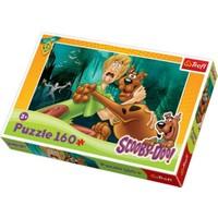 Trefl 160 Parça Scooby Doo Çocuk Puzzle