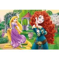 Trefl 100 Parça Pugnacious Princess Puzzle