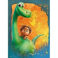 Trefl The Good Dinosaur 4'lü Çocuk Puzzle (35+48+54+70 Parça)