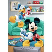 Trefl 100 Parça Mickey Mouse ve Donald Duck Puzzle