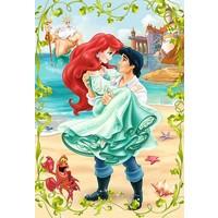 Trefl 100 Parça Puzzle (Prenses Sahilde)