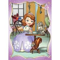 Trefl 34+48+54+70 Parça Prenses Sofia Puzzle Seti