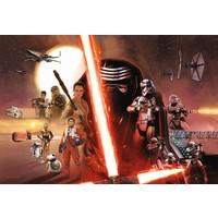 Trefl 100 Parça Star Wars (Güç İçin Mücadele) Çocuk Puzzle