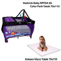 Hattrick Baby RPP04-06 Color Park Yatak 70x110