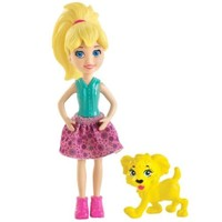 Mattel Polly Pocket Polly'nin Sevimli Hayvanı DNB16