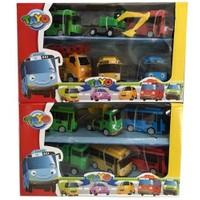 Mattel Tayo Sevimli Otobüs Tayo Gani Rogi Lani 12 Model