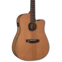 Esp Tombstone D-320E Ns Akustik Gitar