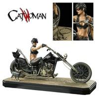 Dc Collectibles Dc Comics Gotham City Garage Catwoman Statue