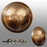 Museum Replicas Conan The Barbarian Cimmerian Shield Kalkan