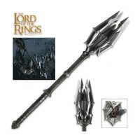 United Cutlery Hobbit Mace Of Sauron With Display