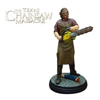 Hollywood Collectibles Texas Chainsaw Massacre: Leatherface 1:4 Scale Statue