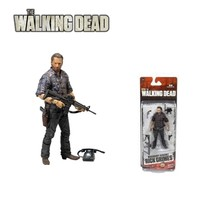 Mcfarlane Toys The Walking Dead Rick Grimes Tv Series 7.5 Figure