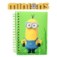 Sd Toys Despicable Me: Kevin Notebook With Light And Sound