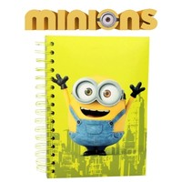 Sd Toys Despicable Me: Bob Notebook With Light And Sound