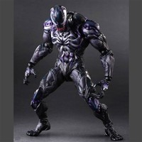 Square Enix Marvel Variant Play Arts Kai Venom Figure
