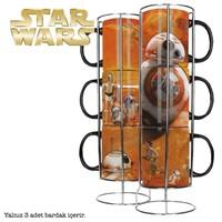 Sd Toys Star Wars Bb-8 And Droids Mugs Set Bardak Seti