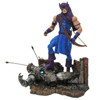 Diamond Select Marvel Select Classic Hawkeye Figür