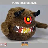 Gaming Heads Doom: Pain Elemental Peluş