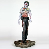 Hollywood Collectibles Resident Evil: 1:6 Scale Zombie Cop Polis Zombi