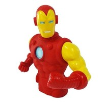 Monogram Iron Man Classic Version Bust Bank Kumbara