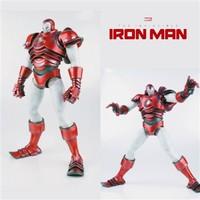 Threea The Invincible Iron Man 1/6 Scale Silver Figure