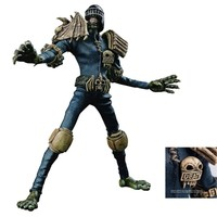 Threea 2000 A.D Judge Dredd: Judge Death 1:12 Figure