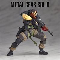 Kaiyodo Metal Gear Solid V: Phantom Pain Venom Snake Figure