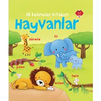 İlk Kelimeler Kitabım Hayvanlar