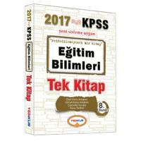 Yediiklim Yayınları Kpss 2017 Eğitim Bilimleri Konu Anlatımlı Tek Kitap