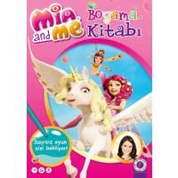Mia And Me: Boyama Kitabı