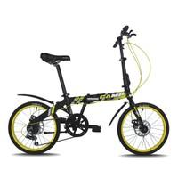 "Camp Q5 20"" Katlanabilir Bisiklet"