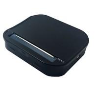 Adell Metal Rollbox Sigara Sarma Tabakası - Siyah