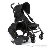 Chicco Duo Lite Way Plus Travel Sistem Bebek Arabası / Keyfit Night