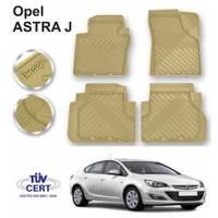İmage Opel Astra J Hb Sedan Kauçuk Paspas 5Prç Bej