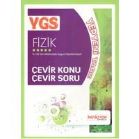 İnovasyon Yayınları Yepyeni Tarz Ygs Fizik Çevir Konu Çevir Soru