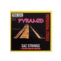 Bağlama Teli Takım 0.20 Uzun Pyramid PBS20
