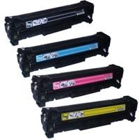 Hp Pro M351, M375 Uyumlu Renkli Muadil Toner 4 Renk -Hp 305A