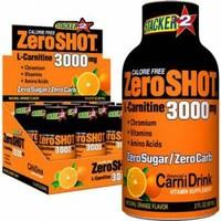 Zeroshot 3000 Mg Doğal Portakal Aromalı
