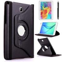 Kılıfland Apple Samsung Galaxy Tab 4 T530 Kılıf 360 Standlı +Film+Kalem