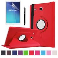 Kılıfland Apple Samsung Galaxy Tab E T560 Kılıf 360 Standlı +Film+Kalem