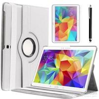 Kılıfland Apple Samsung Galaxy Tab S T800 Kılıf 360 Standlı +Film+Kalem