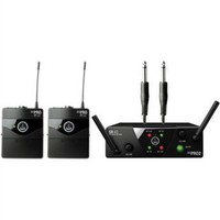 Akg Wms 40 Mini 2 Dual Enstrüman Telsiz Mikrofon
