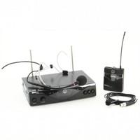 Akg Wms 470 Precenter Set Telsiz Mikrofon Yaka+Headset