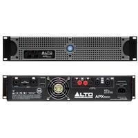 Alto Apx1500 Power Amfi