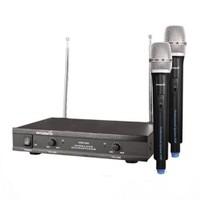 Ctt Osawa Osw-2208E Çiftli Telsiz El Mikrofonu