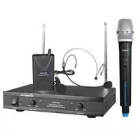 Ctt Osawa Osw-2208Ey Çiftli Telsiz El Ve Yaka Mikrofonu